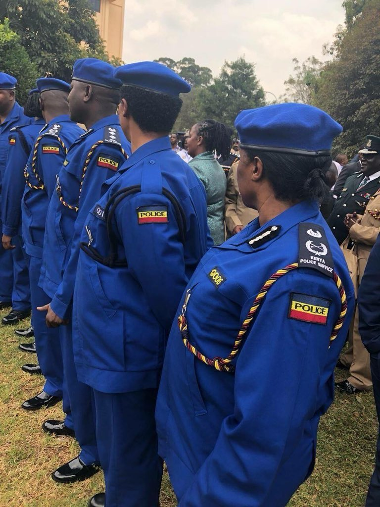 Major Changes announced in the police force