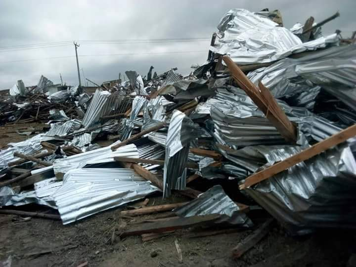 one person dies as Uhuru and Muthurwa markets are demolished in Narok Town