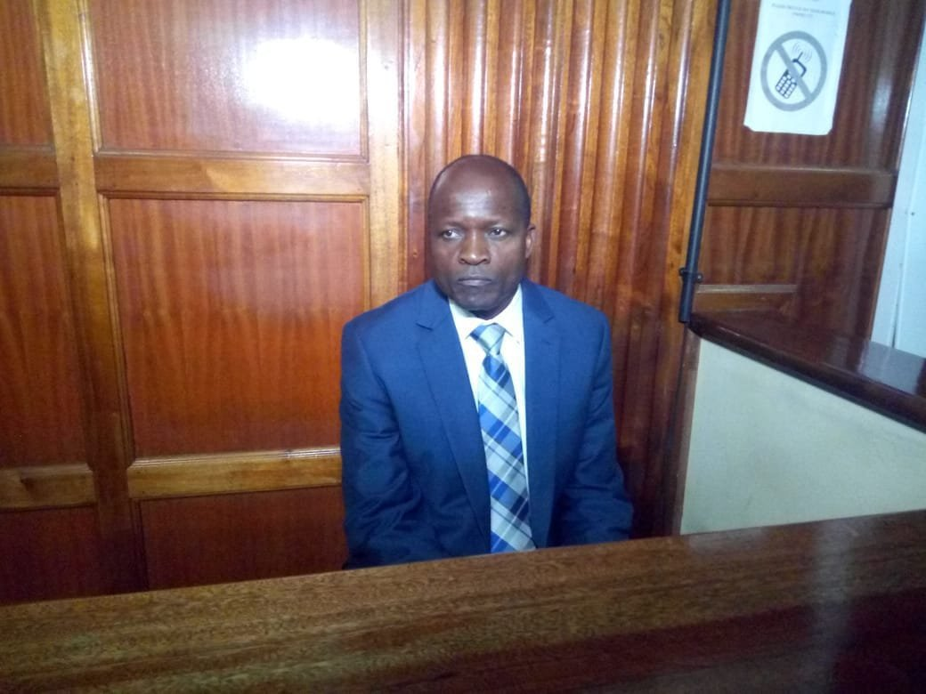 Governor Obado to remain in police custody for two more days waiting  bail ruling on  Thursday