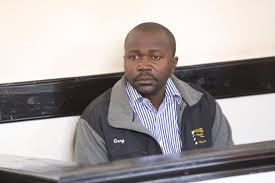 Blow to Micheal Oyamo as  court okays police to hold him for 2 more weeks