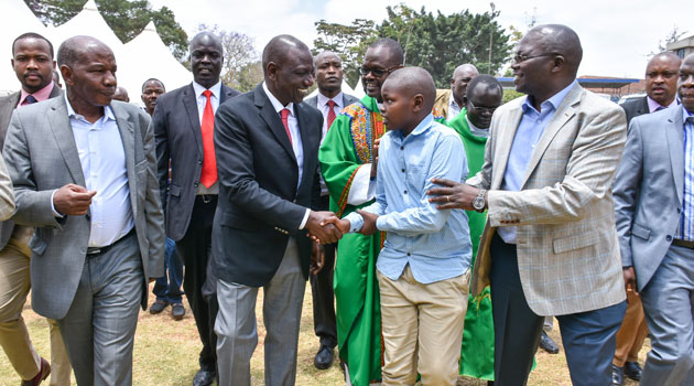 Govt to ensure prudent use of public funds-DP Ruto