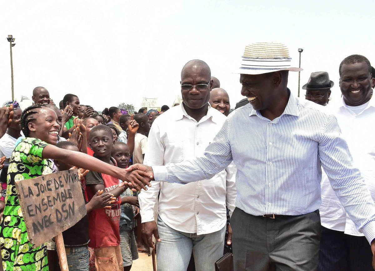 Support Agriculture to end poverty,DP Ruto tells African leaders