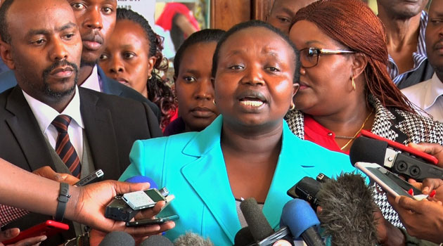 Controversy rocks cause of infants deaths at Pumwani as Nairobi county health officials contradicts Sonko