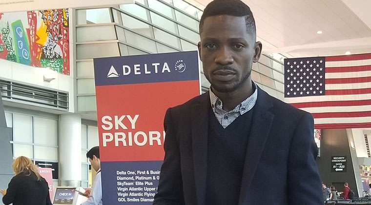 Ugandan Police arrest Bobi Wine's brother on way to airport to receive him