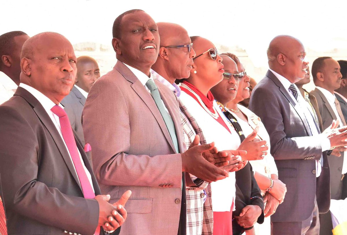 Jubilee MPs vow to fix fuel crisis afflicting the country