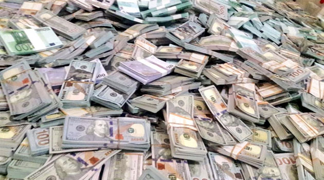 War on Crime:Two Chad Nationals and a kenyan detained for 15 days in fake currency charges