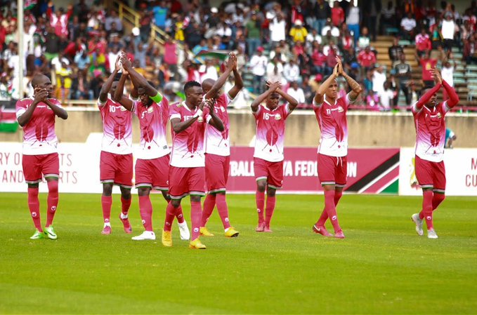 Harambee Stars hold Ethipia to a barren draw in 2019AFCON Qualifier Match