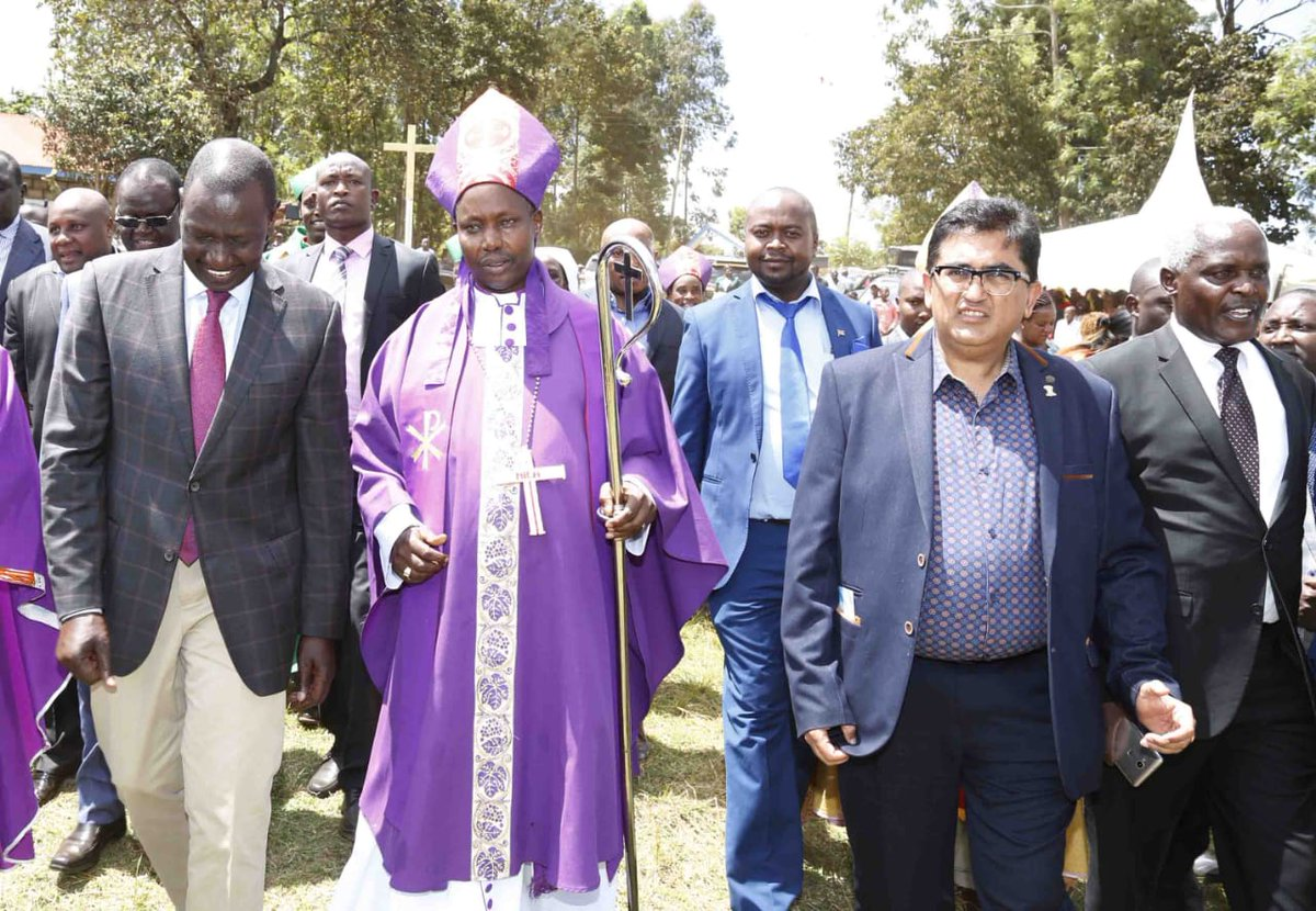 Oppose Referendum if it is meant to create more positions of power,DP Ruto urges Kenyans