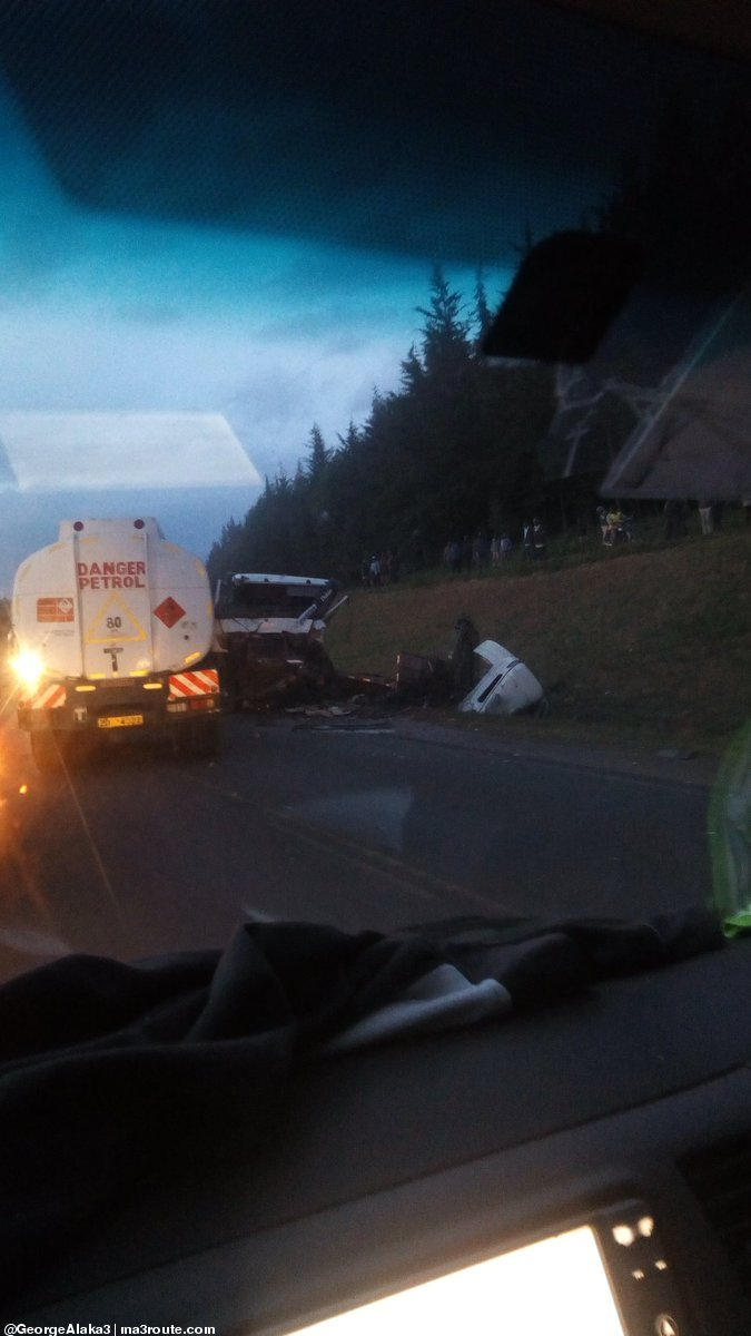 Several feared Dead in a tragic accident at  Salga