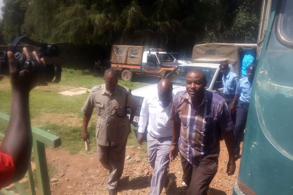Molo Court detains for 10 days the owner and sacco manager of the Killer Home Boyz bus .