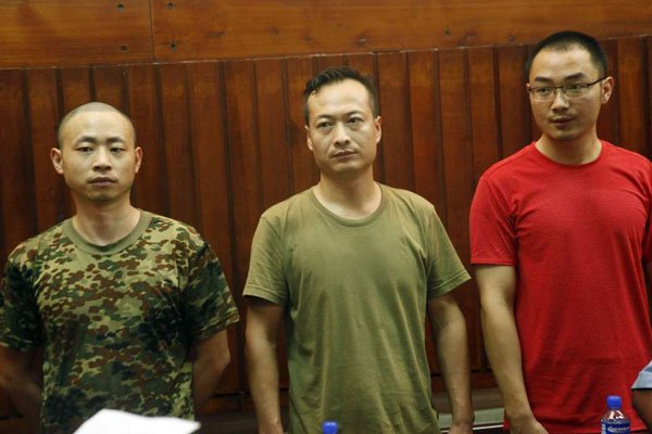 Three chinese citizens arrested over Ksh 0.5Million bribery attempt to remain in custody for ten days