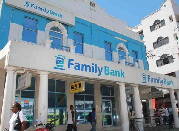 Family Bank records  65PC  profit  for the period ending 30th  June 2020