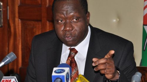 Govt launches operation in Kapedo following an attack as Interior CS Matiangi says it was premeditated by leaders
