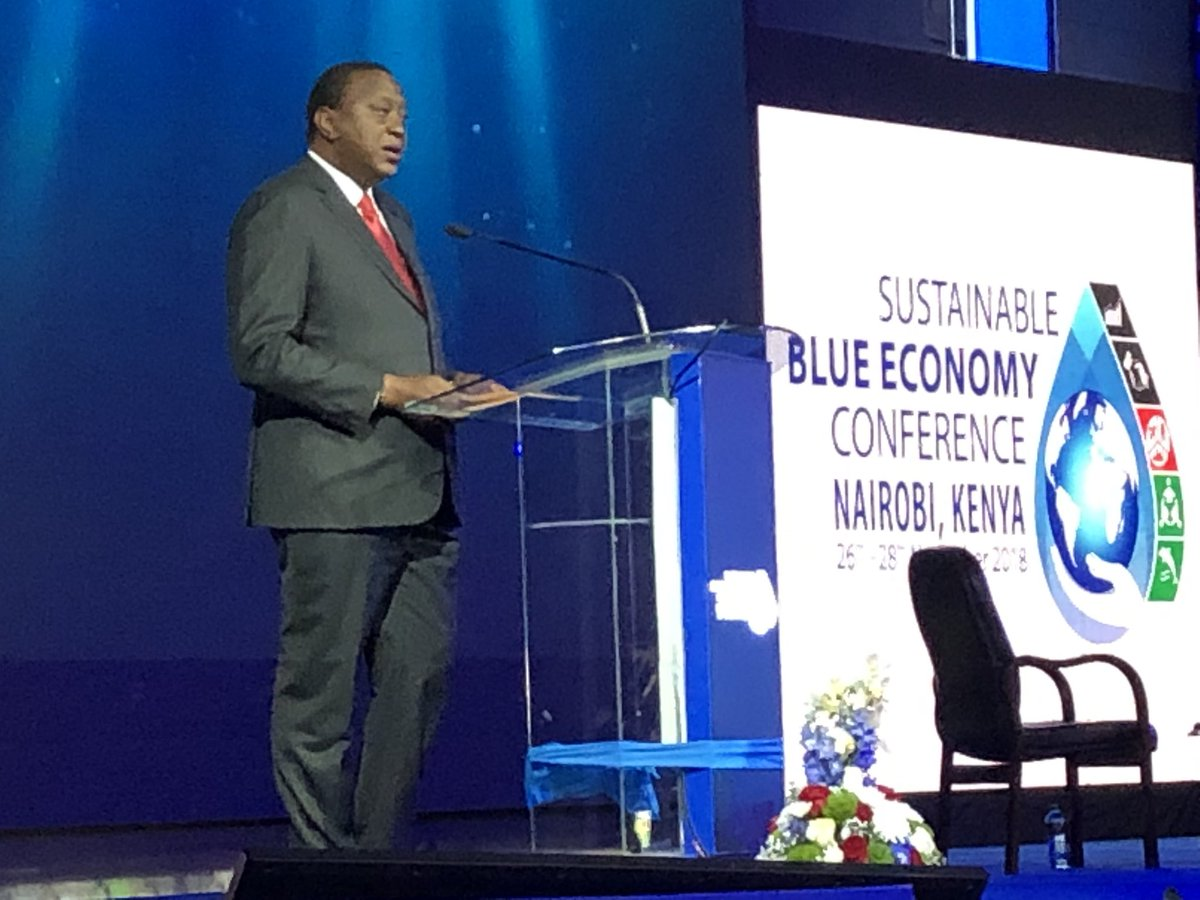We shall protect water resources for the common good of all,president Uhuru pledges
