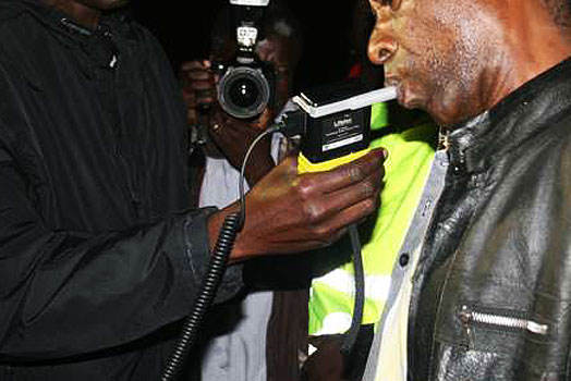 Police arrest Kangundo lawmaker and over 40 other people for drunk driving