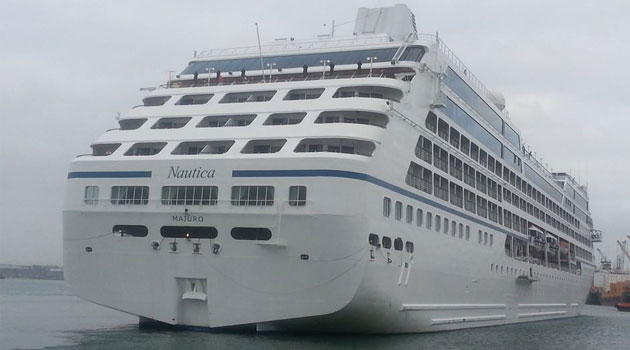 Huge boost for the tourism sector as cruise ship docks at the port of Mombasa