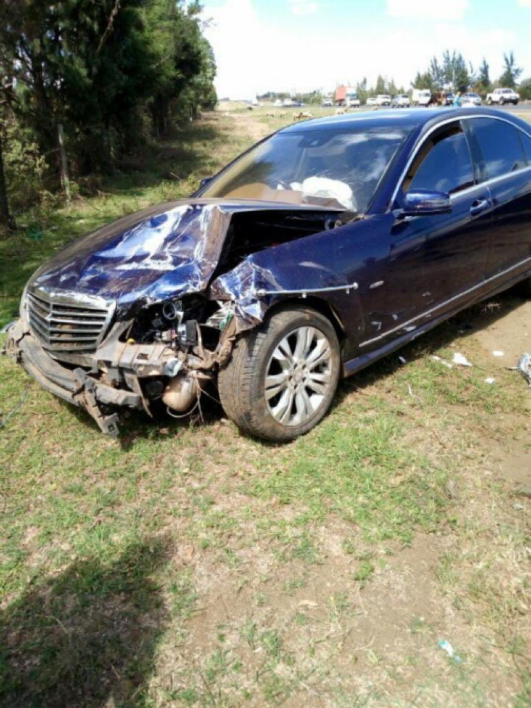 CJ Maraga discharged from hospital following Saturday accident