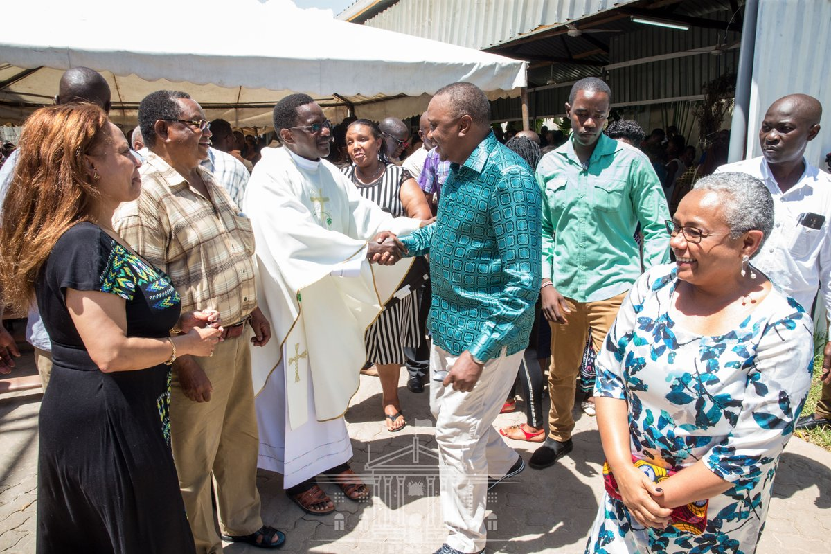 President Uhuru urges Christians to pray for peace and national unity