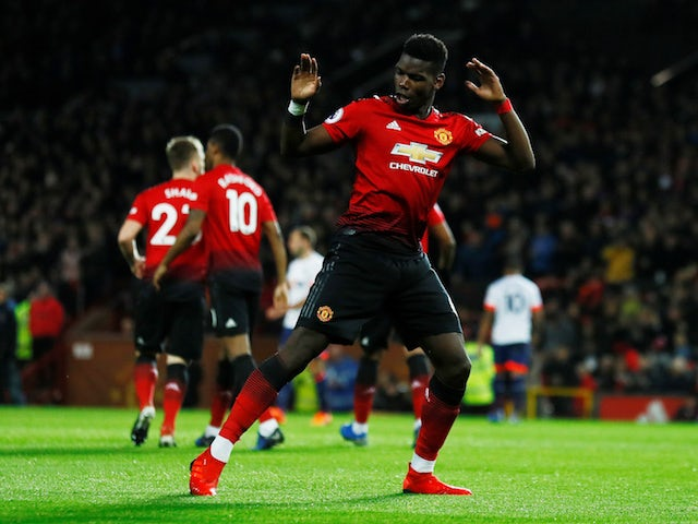 Result: Manchester United end 2018 in style after registering yet another win
