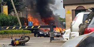 Dusit D2 attack:3 suspects arraigned in  a Nyeri court