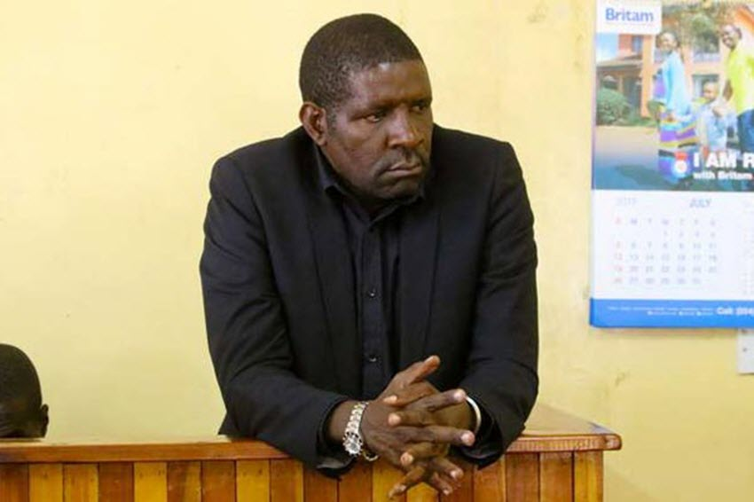 Nakuru Town East mp Charged with land fraud