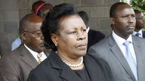 Lobby groups takes the late George Saitoti's Widow to court over alleged blocking of access Road