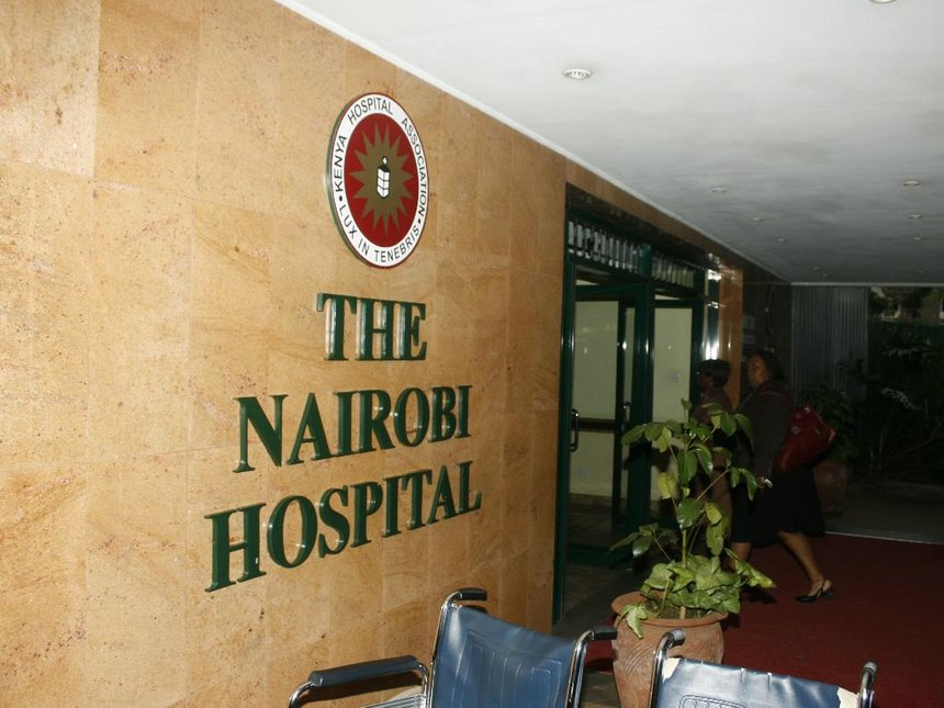 Nairobi hospital to pay Ksh 44.5 Million in damages to a man who developed brain damages as a result of operation he underwent at the facility