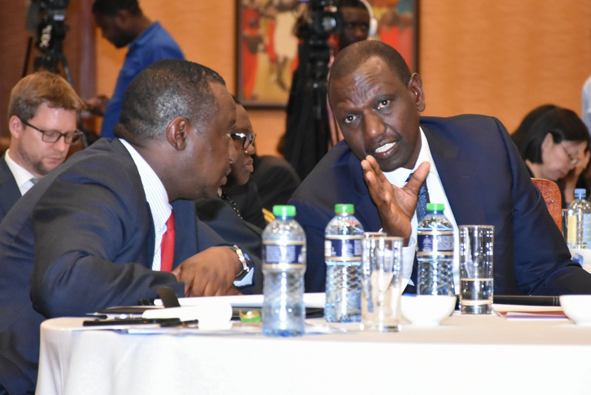 DP Ruto orders all public agencies to make public beneficiaries of govt tenders