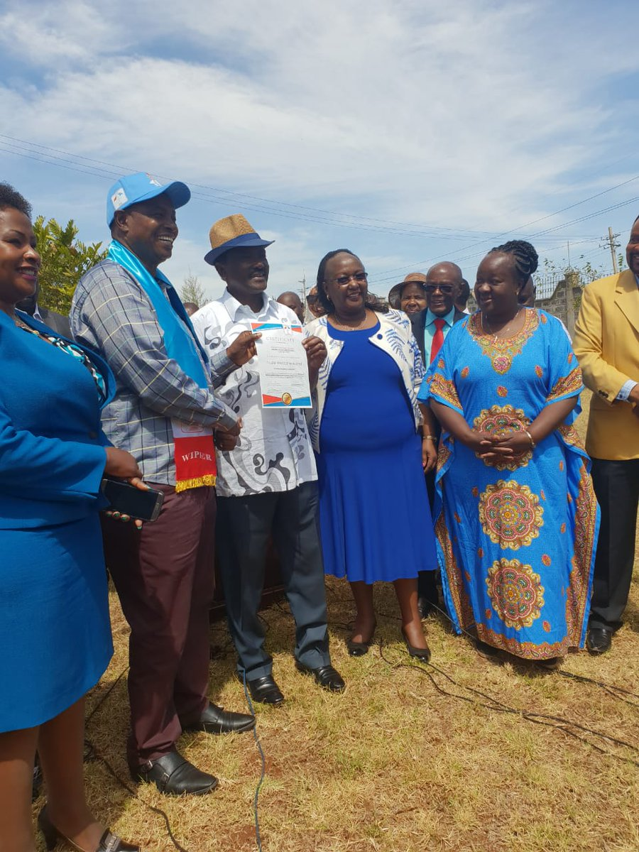 Embakasi South by-election:Will ODM heed  call by Wiper to withdraw its candidacy?