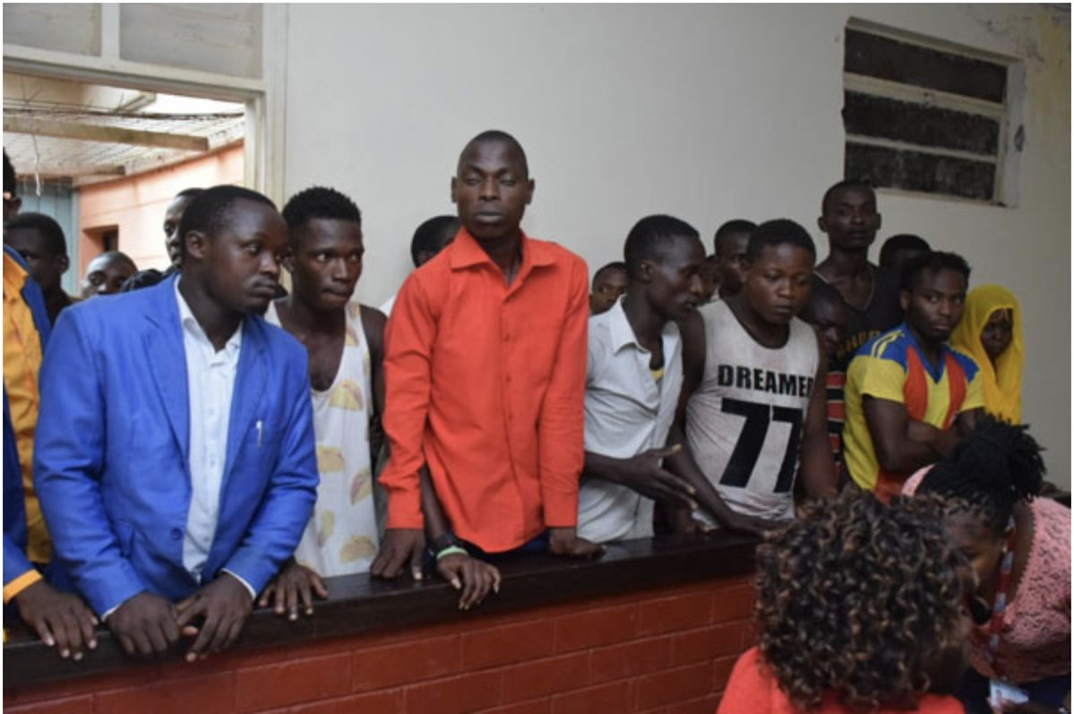 17 suspects arrested over suspected links with Somalia-based terror group to be detained