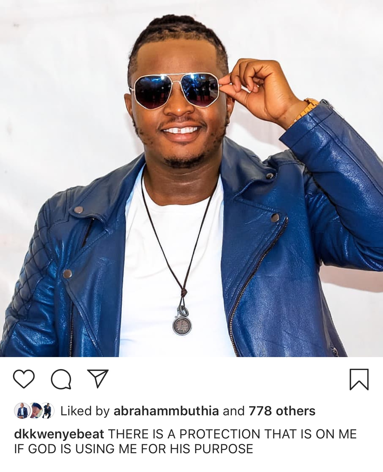DK Kwenye Beat now distances himself with claims he has  infected  20 year old video vixen with Herpes