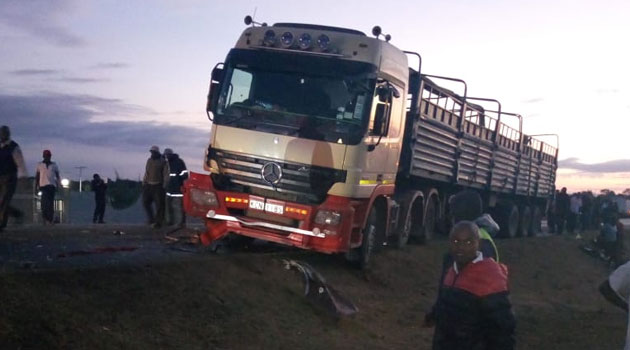 Deaths on the road: Dawn accident claims 15 lives at Matuu in Machakos