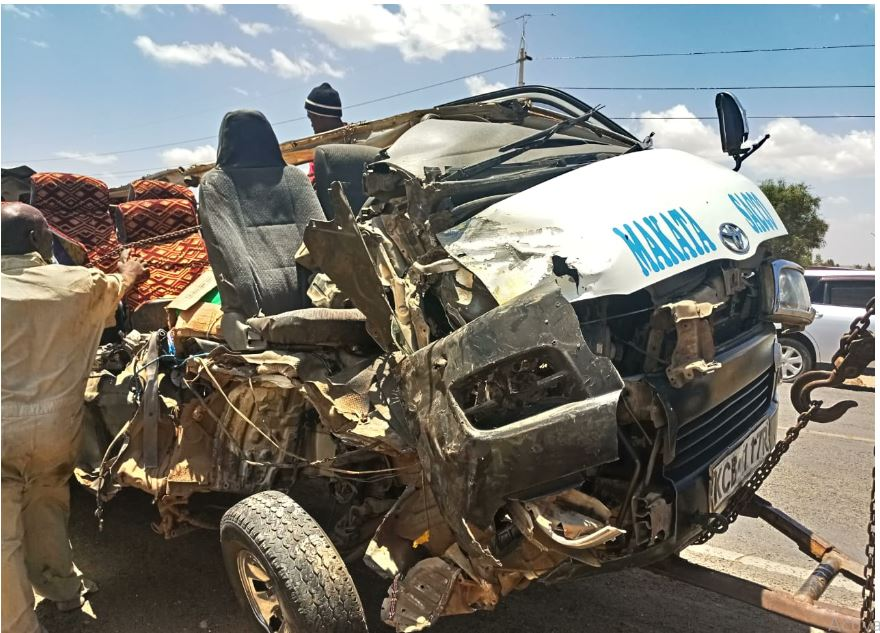 Six die in a tragic road accident on Malindi-Mombasa highway