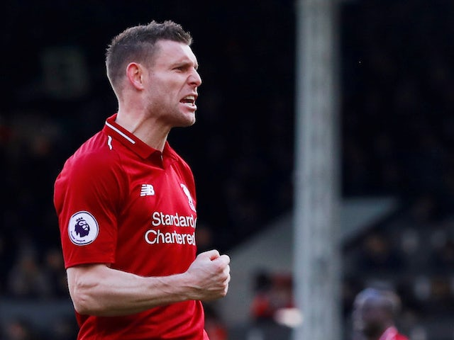EPL: Liverpool regain top spot after surviving late Fulham scare