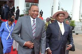 Uganda's Yoweri Museveni to  arrive in Kenya  on Wednesday  for Two days official tour