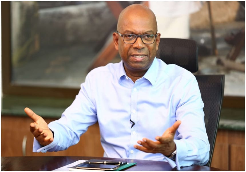 Relax all is under control,Safaricom tells stakeholders in a wake of Bob Collymore's planned exit