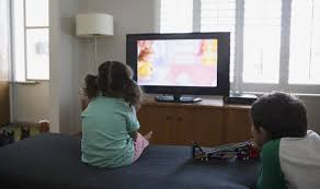 WARNING TO PARENTS: Too much TV 'could damage your child for life