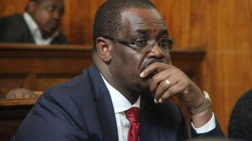Image result for Kidero charged