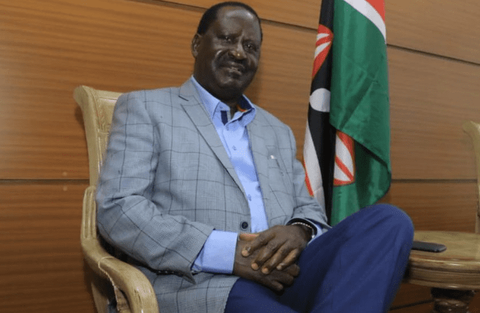 Odinga is well and healthy,Attending a forum in Kinshasa,ODM party says as it rufutes claims he was flown to china for treatment