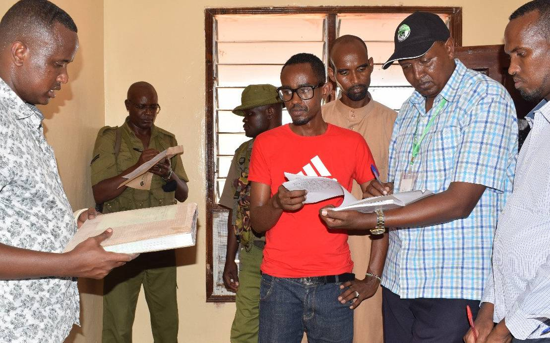 Wajir West residents vote to elect their MP in a two horse race