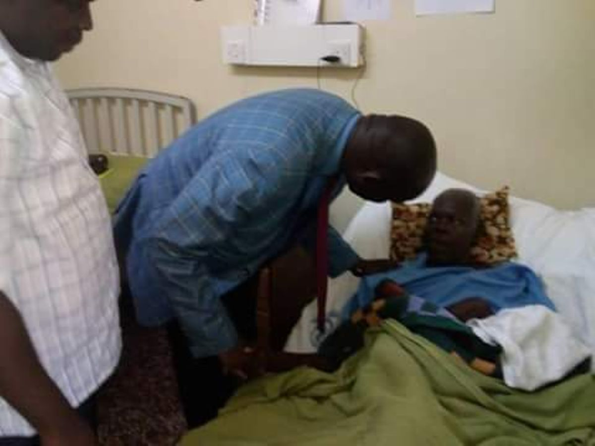 Transition: Ex-minister Oprong dies with bullet lodged in the head