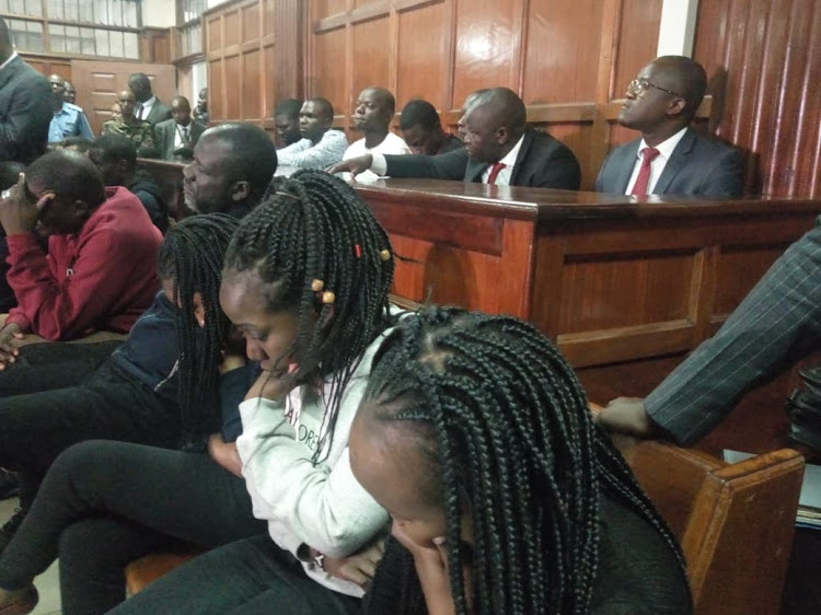 Jared Otieno charged in fake gold conspiracy,to remain in custody  until May 27, 2019