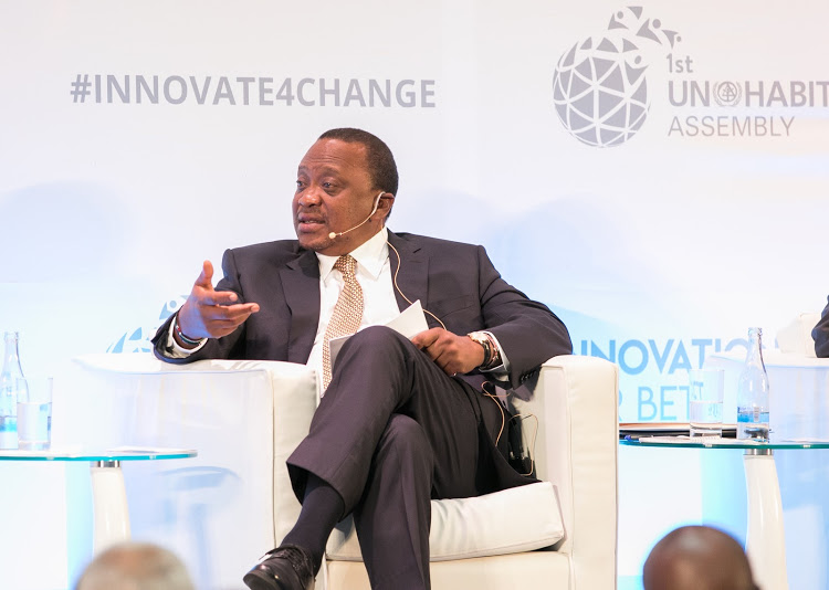 State can't deliver affordable houses without help – Uhuru