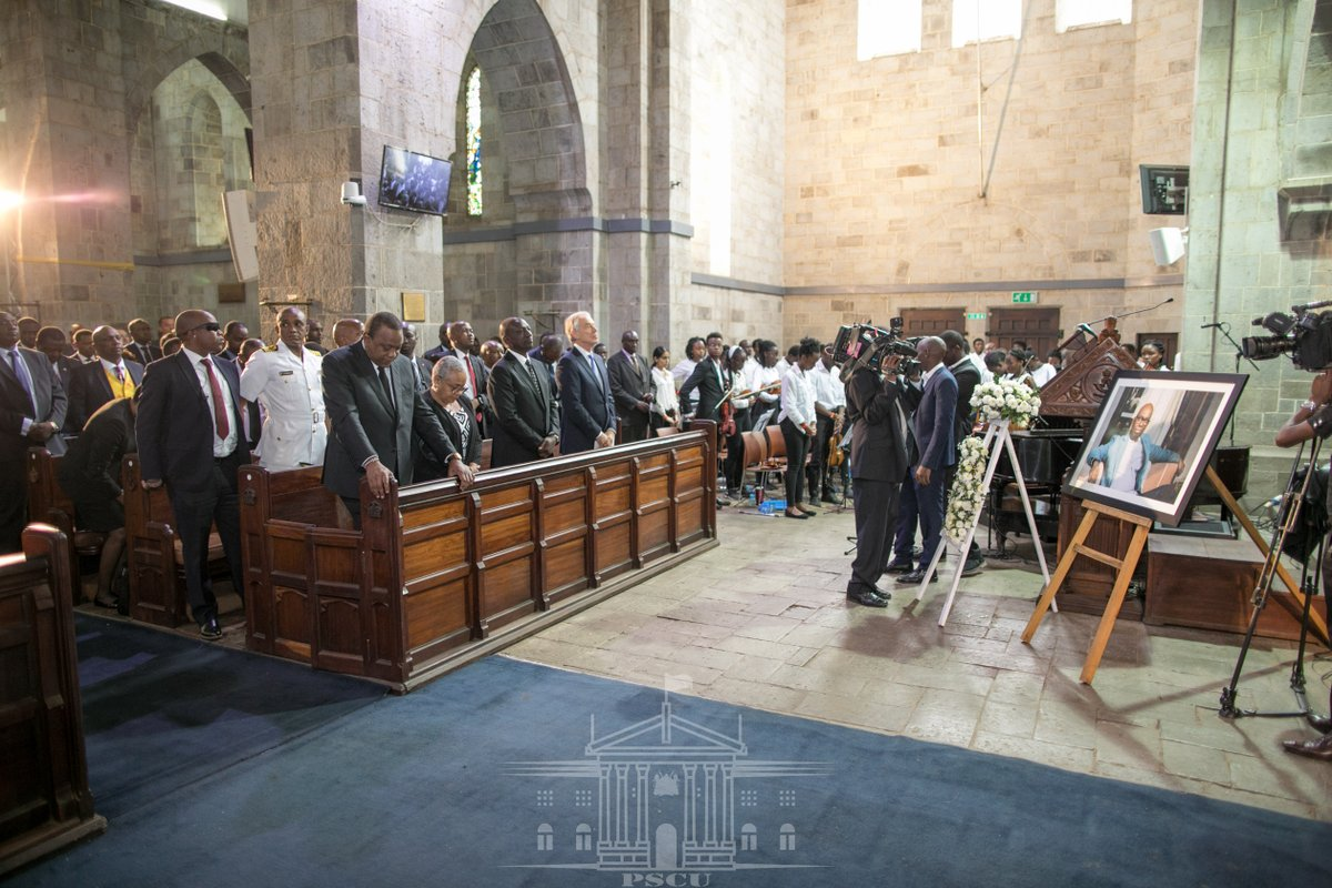 A moving tribute to the late Bob Collymore Leaves Micheal Joseph in tears