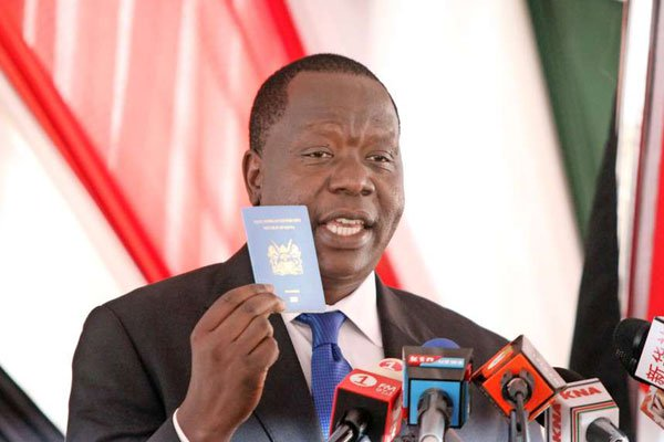 Kenyans who lost their citizenship under the old constitution to regain status as govt  launches  restoration drive