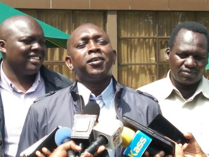 Oscar Sudi Vows to Fight for Miguna Miguna  and the Canada based lawyer responds