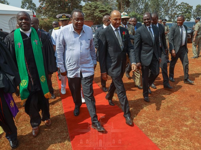 President Uhuru tells off governors,Senators  over their continued demands for more cash