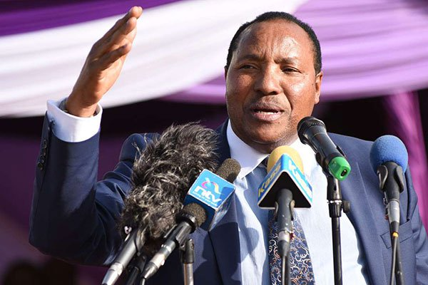 Governor Waititu wants punitive  bond terms imposed  on him reviewed