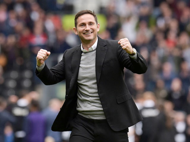 Chelsea confirm Frank Lampard as new manager