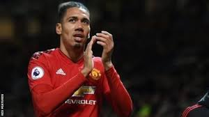 Manchester United's Chris Smalling to join Roma on loan